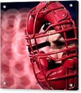 Cleveland Indians Acrylic Print