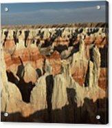Coal Mine Canyon Near Tuba City Acrylic Print