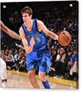 Dallas Mavericks V Golden State Warriors Acrylic Print