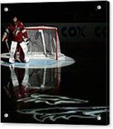 Detroit Red Wings V Arizona Coyotes Acrylic Print
