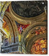 Dome Acrylic Print