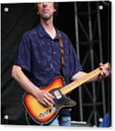 Drive By Truckers Mike Cooley Acrylic Print