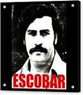 Escobar Acrylic Print