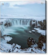 Godafoss - Iceland Acrylic Print