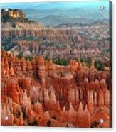 Hoodoo's Bryce Canyon  Acrylic Print