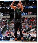 Houston Rockets V Dallas Mavericks Acrylic Print