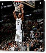 Houston Rockets V San Antonio Spurs Acrylic Print
