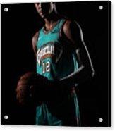 Memphis Grizzlies Portrait Shoot In Acrylic Print