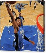 Minnesota Timberwolves V Orlando Magic Acrylic Print