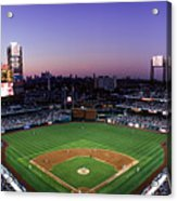 Montreal Expos V Philadelphia Phillies Acrylic Print