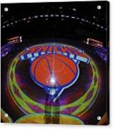 Sacramento Kings V New York Knicks Acrylic Print