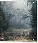 Sloden Inclosure - England Acrylic Print