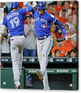 Toronto Blue Jays V Houston Astros 2 Acrylic Print