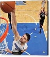 Toronto Raptors V Orlando Magic - Game Acrylic Print