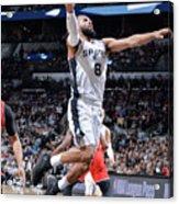 Toronto Raptors V San Antonio Spurs Acrylic Print