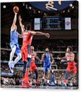 Washington Wizards V Dallas Mavericks Acrylic Print