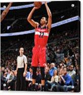 Washington Wizards V Detroit Pistons Acrylic Print