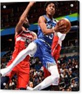 Washington Wizards V Orlando Magic Acrylic Print