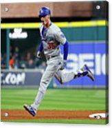 World Series - Los Angeles Dodgers V 2 Acrylic Print
