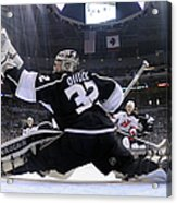 2012 Nhl Stanley Cup Final – Game Four Acrylic Print