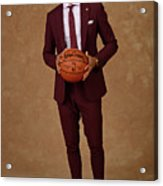 2017 Nba Draft Acrylic Print