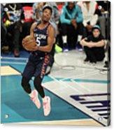 2019 At&t Slam Dunk Contest Acrylic Print