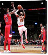 Atlanta Hawks V Washington Wizards Acrylic Print