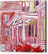 2208 Market Street 3 Acrylic Print
