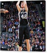 San Antonio Spurs V Sacramento Kings Acrylic Print