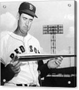 National Baseball Hall Of Fame Library 24 Acrylic Print