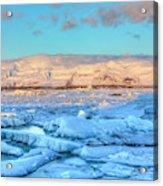 Jokulsarlon - Iceland Acrylic Print