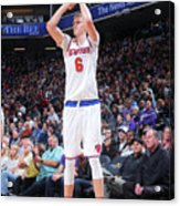 New York Knicks V Sacramento Kings Acrylic Print