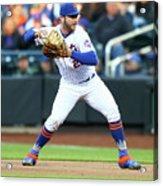 Milwaukee Brewers V New York Mets Acrylic Print