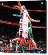 Boston Celtics V Washington Wizards - Acrylic Print
