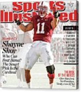 2013 College Football Preview Issue Sports Illustrated Cover Acrylic Print