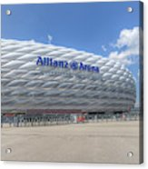 Allianz Arena Munich  Acrylic Print