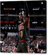 Atlanta Hawks V Dallas Mavericks Acrylic Print