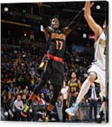 Atlanta Hawks V Denver Nuggets Acrylic Print