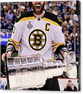 Boston Bruins V Vancouver Canucks - Acrylic Print