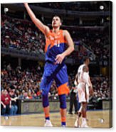 Brooklyn Nets V Cleveland Cavaliers Acrylic Print