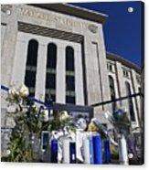 Chicago White Sox V New York Yankees 3 Acrylic Print