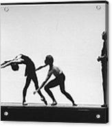 George Balanchine Acrylic Print
