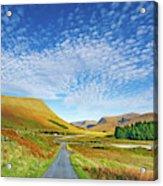 Glen Lyon Acrylic Print