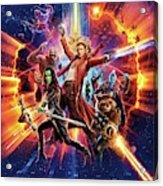 Guardians Of The Galaxy Vol. 2 Acrylic Print