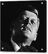 John F. Kennedy Campaign Event Acrylic Print