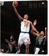 Milwaukee Bucks V New York Knicks Acrylic Print