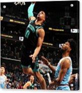 Sacramento Kings V Charlotte Hornets Acrylic Print