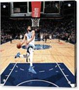 Sacramento Kings V Minnesota Acrylic Print