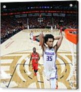 Sacramento Kings V New Orleans Pelicans Acrylic Print