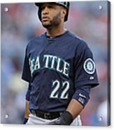 Seattle Mariners V Atlanta Braves Acrylic Print